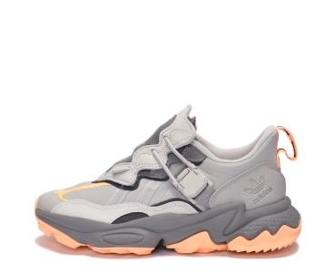 adidas Originals OZWEEGO FLIPSHIELD Grey Two / Grey One / Acid Orange