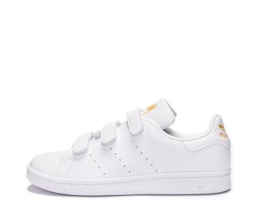 adidas Originals STAN SMITH Cloud White / Gold Metallic