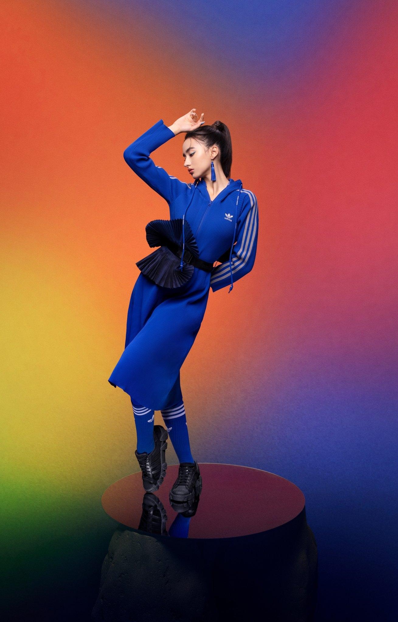 adidas Originals X ANGEL CHEN Superstar 80'S AC Core Black / Cloud White