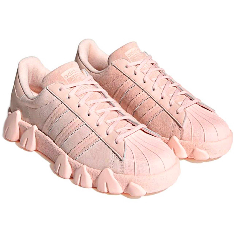 adidas Originals X ANGEL CHEN Superstar 80'S AC  Icey Pink / Cloud White