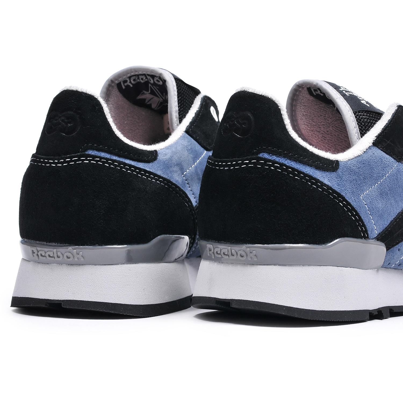 Reebok Classic Leather X Garbstore Midnight Blue/Black/White