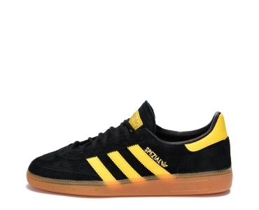 adidas Originals HANDBALL SPEZIAL Core Black / Yellow / Gold Metallic