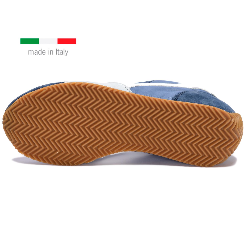Diadora Heritage EQUIPE ITALIA MOONLIGHT BLUE