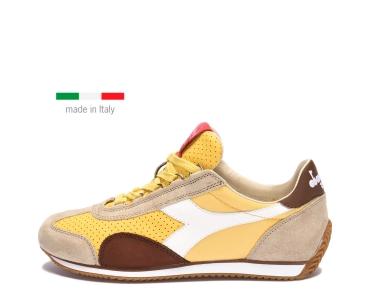 Diadora Heritage EQUIPE ITALIA YELLOW MET