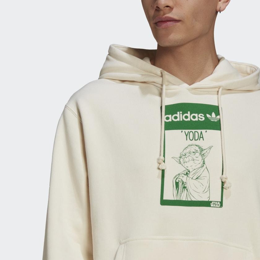 adidas Originals x Disney YODA ХУДИ (УНИСЕКС) Non Dyed