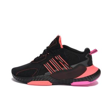 adidas Originals HI-TAIL. Core Black / Grey Six / Signal Pink