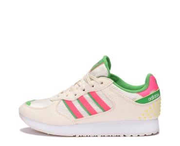 adidas Originals SPECIAL 21. Cream White / Solar Pink / Energy Green