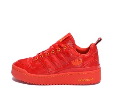 adidas Originals х S.E.E.D. Red / Red / Bright Orange
