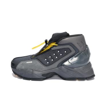 Reebok Ghostbusters Ecto Boots Cold Grey 6 / True Grey 8 / Blaze Yellow