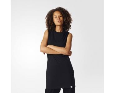 Adidas XBYO ELONGATED TANK BLACK