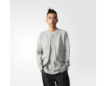 Adidas XBYO Track Jacket Grey