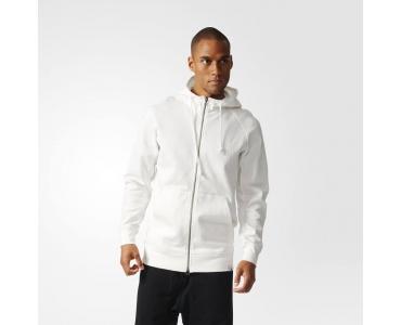 Adidas Sweat Hoodie White