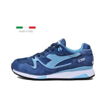 """DIADORA V7000 ITALY """"Capri Pack"""" AIR BLUE"""
