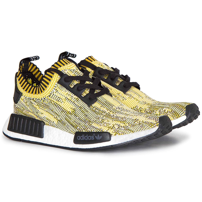 1d9fb3063cc7 adidas Originals NMD Runner PK Gold Black Yellow