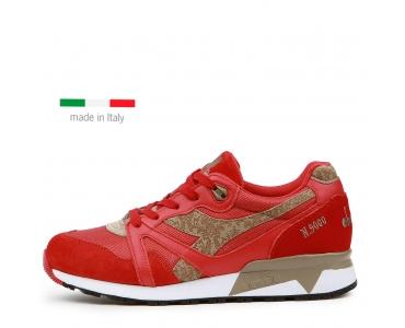 DIADORA N9000 ITALY / red