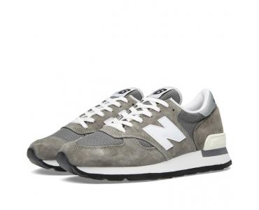 New Balance 990GRY Grey/White