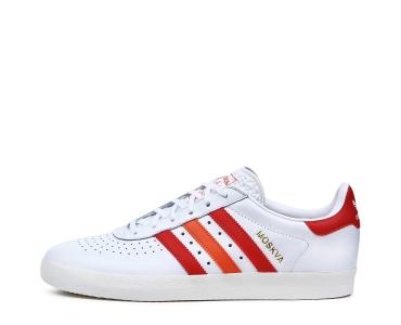 ADIDAS ORIGINALS 350 Moskva White/Scarlet/Orange