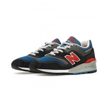 New Balance 997JNB Navy/Blue/Red