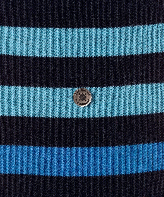 Burlington Blackpool Men Socks marine blue