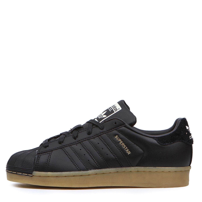 574849bb988 adidas Originals SUPERSTAR core black   gum4