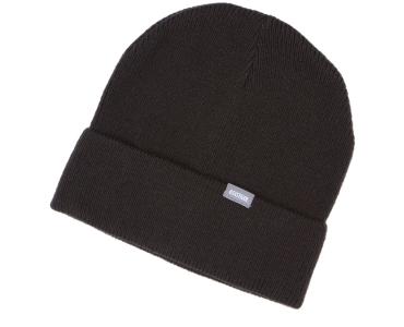 AsicsTiger шапка Logo Beanie PHANTOM