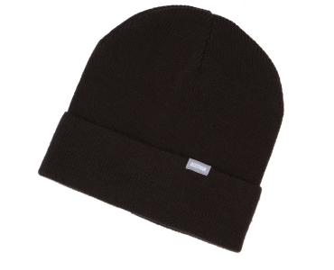 AsicsTiger шапка Logo Beanie BLACK