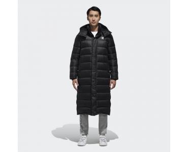 adidas Originals ПУХОВИК LONG black