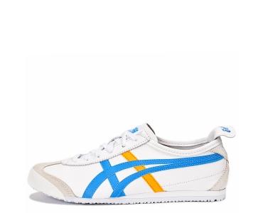 onitsuka tiger mexico 66 WHITE/AZUL BLUE