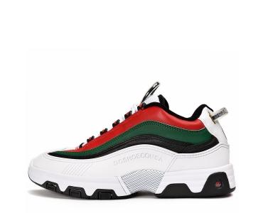 DC Shoes Legacy OG WHITE/GREEN