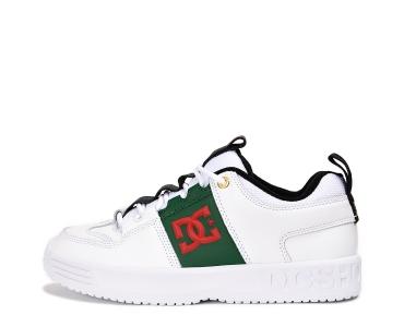 DC Shoes Lynx OG WHITE/GREEN