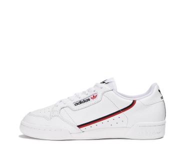 adidas Originals CONTINENTAL 80 CLOUD WHITE / SCARLET / COLLEGIATE NAVY