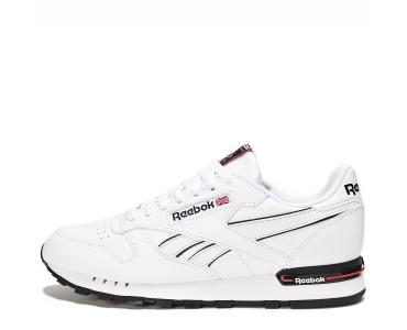 REEBOK CLASSIC LEATHER White / Primal Red / Black