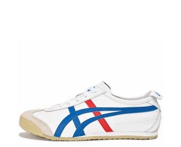 onitsuka tiger mexico 66 white/blue