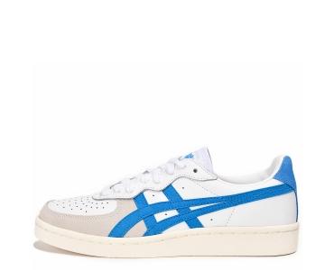 onitsuka tiger GSM White/Azul Blue
