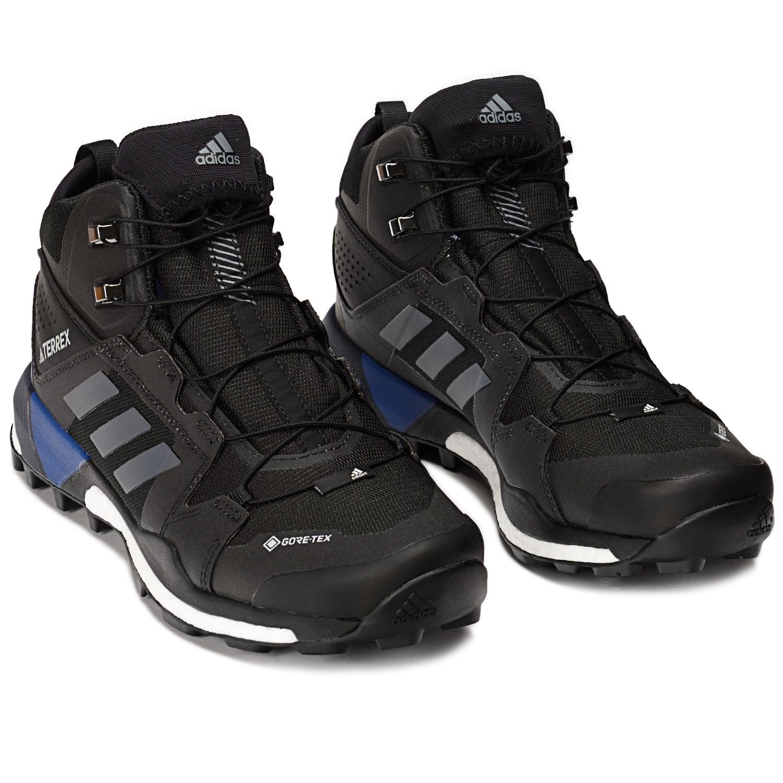 adidas SKYCHASER GTX core black / grey five / collegiate royal