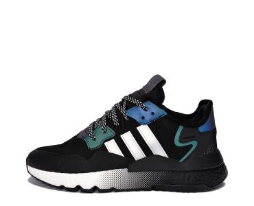 adidas Originals Nite Jogger core black / silver met. / ftwr white