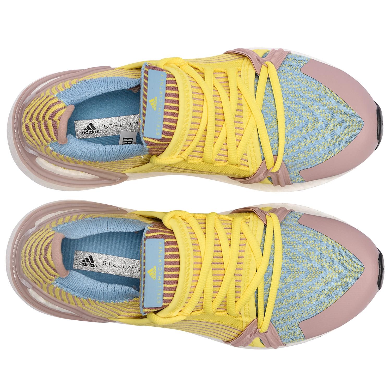 adidas by Stella McCartney ULTRABOOST 20 dusty rose-smc / fresh lemon / clear blue