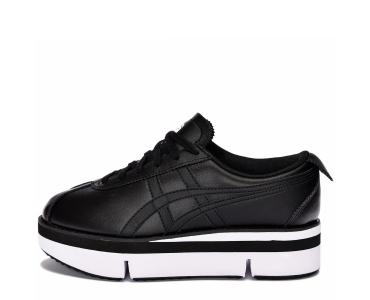 onitsuka tiger Pokkuri Sneaker Platform BLACK/BLACK