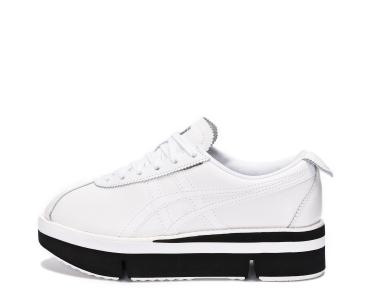 onitsuka tiger Pokkuri Sneaker Platform WHITE/WHITE