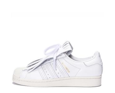 adidas Originals Superstar FR Cloud White / Off White / Gold Metallic