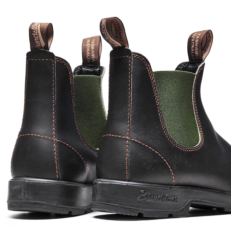 Blundstone 519 Stout Brown/Dark Green