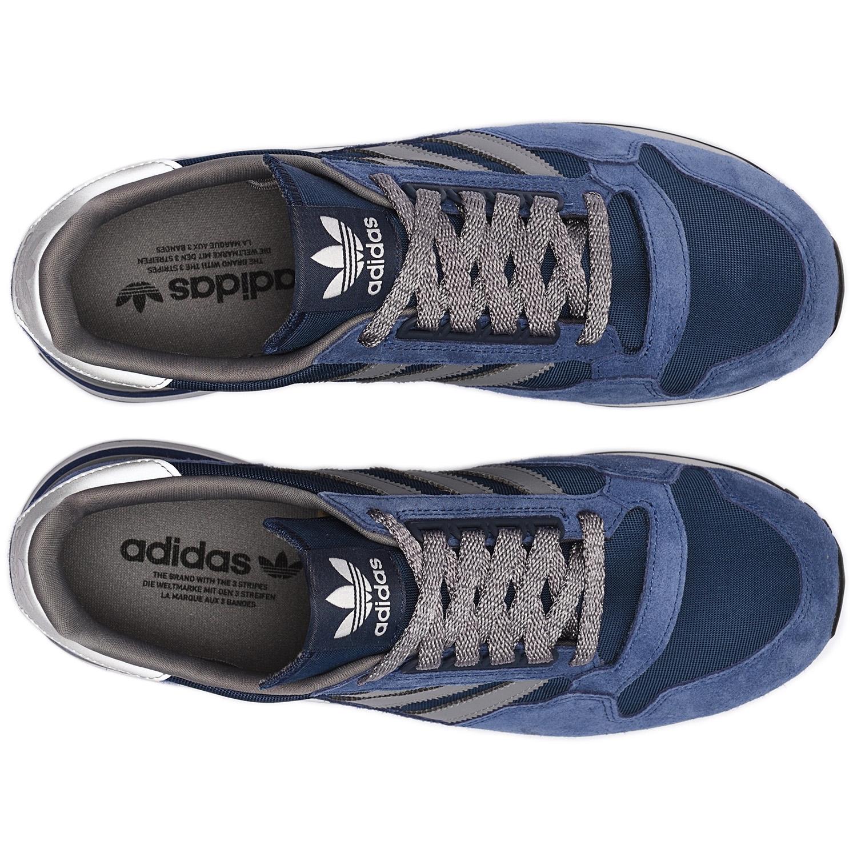 adidas Originals ZX 500 Collegiate Navy / Grey Three / Tech Indigo