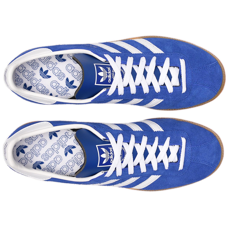 adidas Originals München Royal Blue / Cloud White / Gum