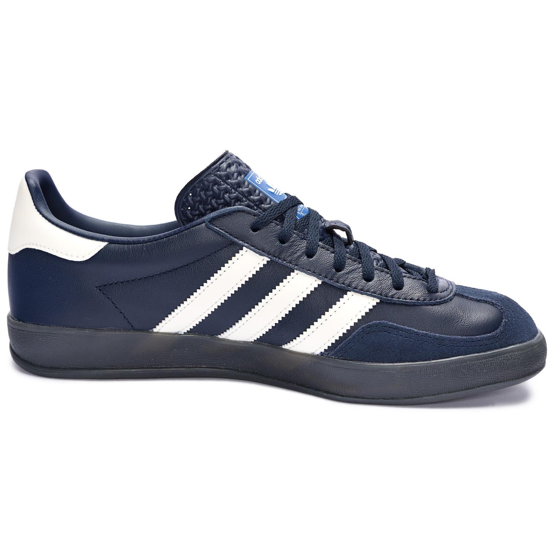 adidas Originals GAZELLE INDOOR conavy / owhite / gresix / blnaco / blacas / vertsi