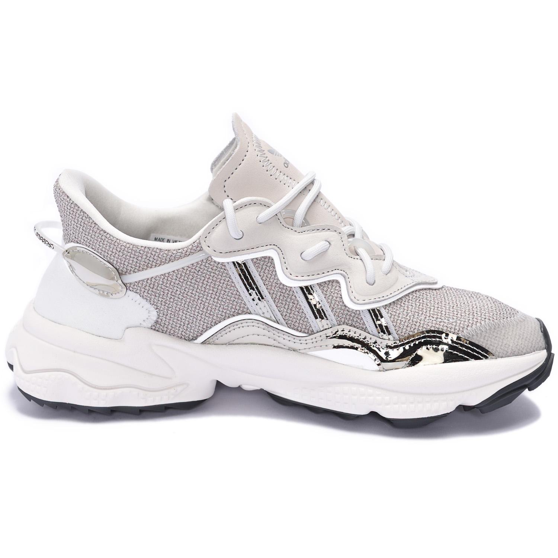 Adidas Originals OZWEEGO TR W CRYSTAL WHITE/SILVER/GREY SIX