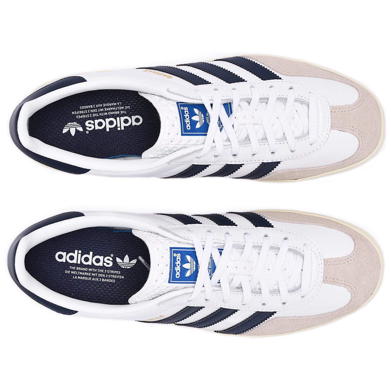 adidas Originals GAZELLE INDOOR WHITE