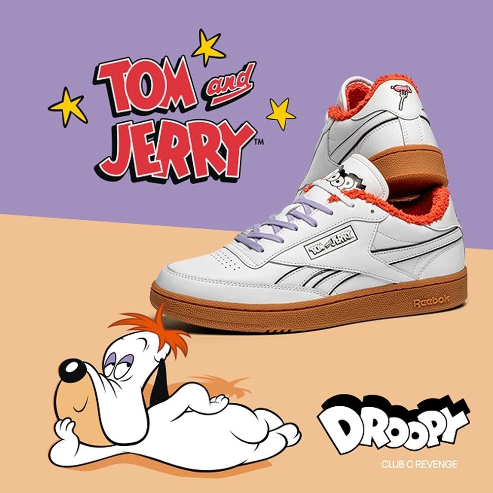 Reebok  x Tom & Jerry Club C REVENGE DROOPY