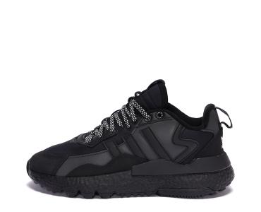 adidas Originals NITE JOGGER WINTERIZED Core Black / Cloud White