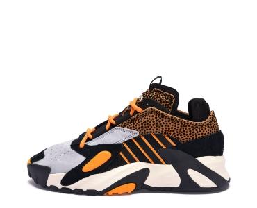 adidas Originals STREETBALL Core Black / Crew Orange / Cream White